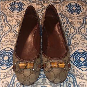 Gucci Shoes Good Condition Monogram